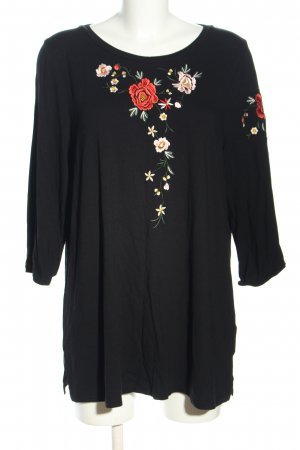Emilia Lay Shirt Tunic flower pattern casual look