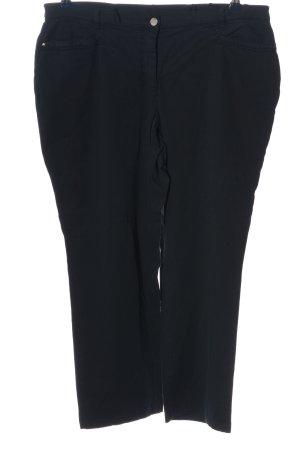 Emilia Lay Jeans a gamba dritta nero stile casual