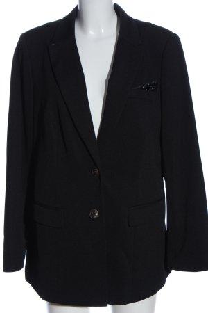 Emilia Lay Blazer tejido negro estilo «business»