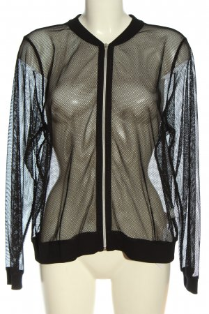 Emilia Lay Übergangsjacke schwarz Casual-Look