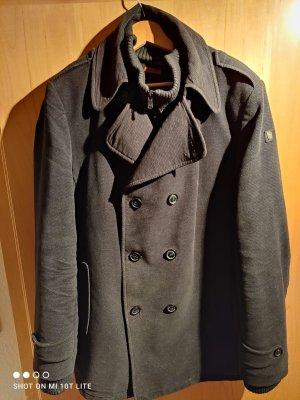 Emilio Adani Marynarska kurtka czarny-antracyt
