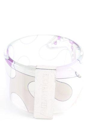 Emilio Pucci Bracelet de bras motif abstrait style décontracté