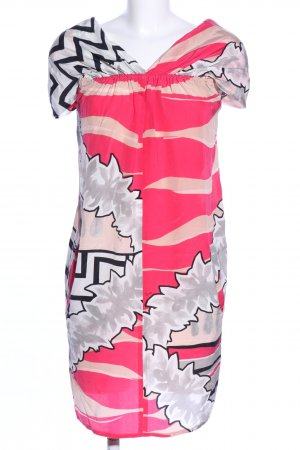 Emilio Pucci Blusenkleid abstraktes Muster Casual-Look