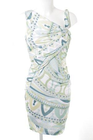 Emilio Pucci Cocktailkleid abstraktes Muster Elegant