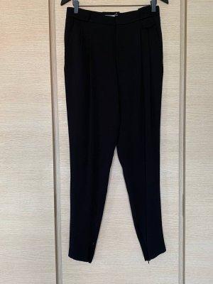 Emilio Pucci Pantalone a pieghe nero