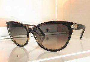 Emilio Pucci Butterfly bril veelkleurig kunststof