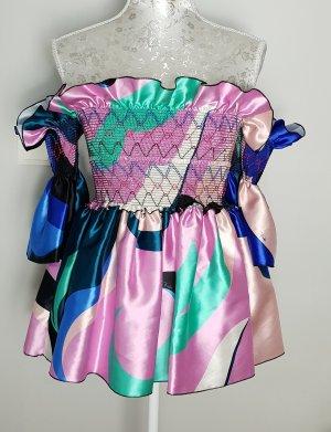 Emilio Pucci Silk Blouse multicolored