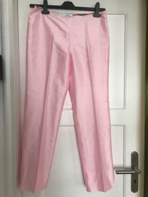 Emilio Pucci 7/8 Length Trousers light pink silk