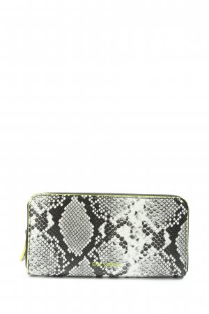 Emily & Noah Wallet black-white allover print casual look