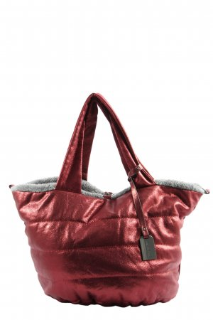 Emily & Noah Stofftasche rot Casual-Look