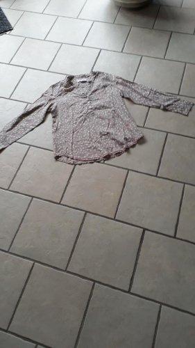 Emily van den Bergh Slip-over blouse wolwit-beige
