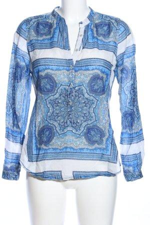 Emily van den Bergh Hemd-Bluse Mustermix Casual-Look