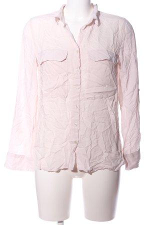Emily van den Bergh Hemd-Bluse pink Casual-Look