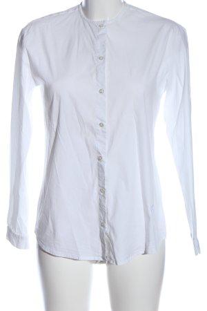 Emily van den Bergh Hemd-Bluse weiß Business-Look