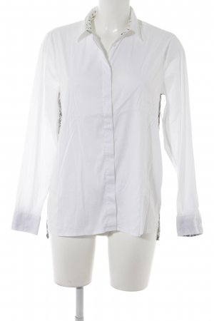 Emily van den Bergh Hemd-Bluse weiß Casual-Look