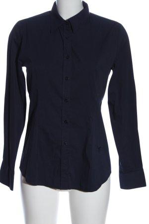 Emily van den Bergh Langarmhemd blau Casual-Look