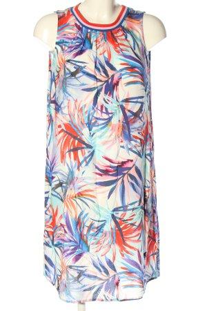 Emily van den Bergh Strandkleid grafisches Muster Casual-Look