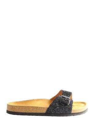 Emma Comfortabele sandalen zwart casual uitstraling