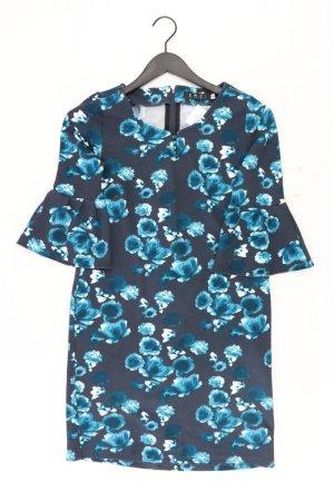 Emoi Sukienka etui niebieski-niebieski neonowy-ciemnoniebieski-błękitny