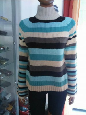 Emoi Rollkragenpullover Pullover Größe XL