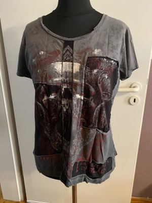 Black Premium by EMP T-shirt grigio