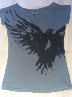 Emp Shirt Top Adler Neuwertig 36 S