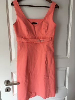 Tara jarmon Empire Dress salmon