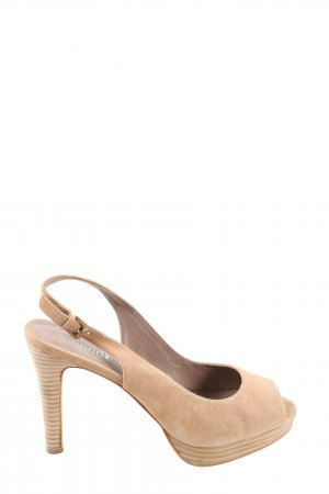 Empodium Peeptoe Pumps