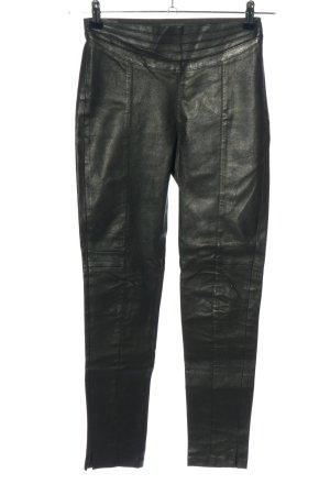 Emporio Armani 7/8-Hose schwarz Casual-Look