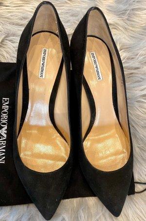 Emporio Armani High Heels black