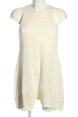 Emporio Armani A-Linien Kleid weiß Casual-Look