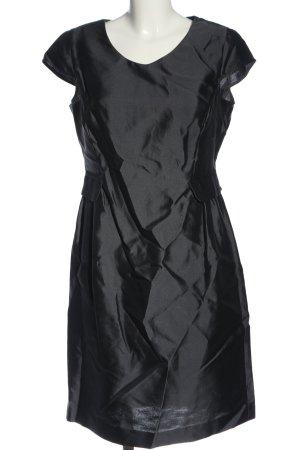 Emporio Armani Abendkleid schwarz Casual-Look