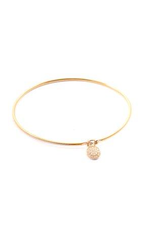 Emporio Armani Armband goldfarben Casual-Look