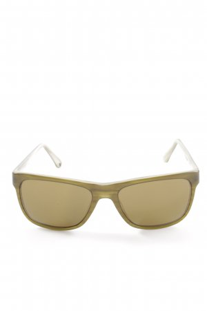 Emporio Armani Glasses khaki casual look