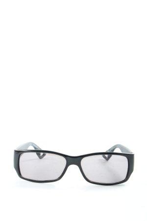 Emporio Armani Brille schwarz Casual-Look