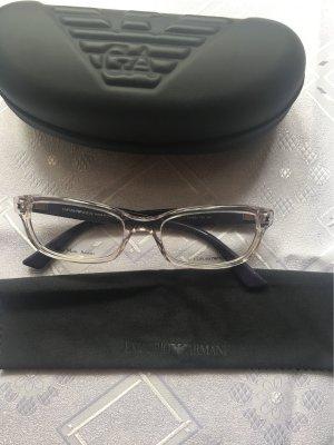 Emporio Armani Gafas violeta oscuro-color plata