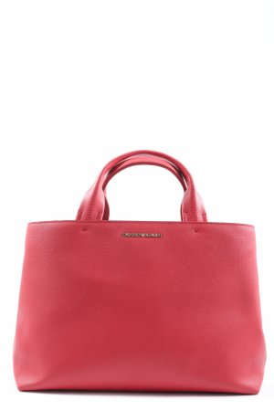Emporio Armani Carry Bag red themed print casual look