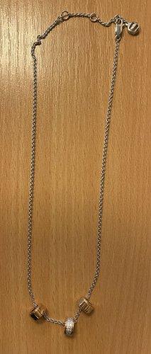 Emporio Armani Collana argento-color oro rosa