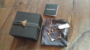 Emporio Armani Necklace rose-gold-coloured
