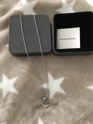 Emporio Armani Collana argento Argento