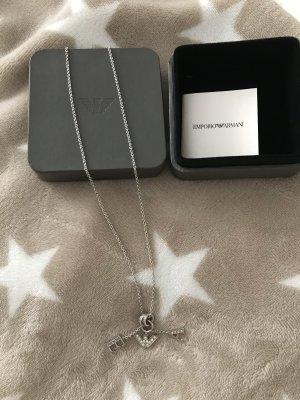 Emporio Armani Kette , Silber