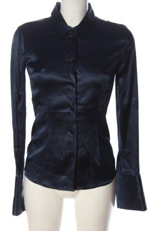 Emporio Armani Long Sleeve Shirt blue business style