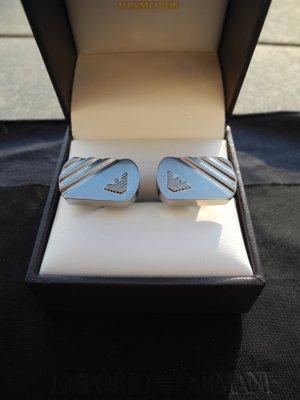 Armani Bottone argento