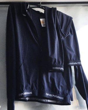 Emporio Armani Completo sportivo blu scuro