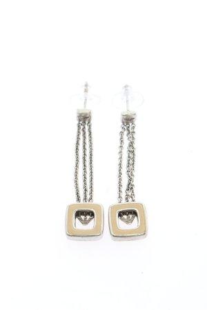 Emporio Armani Ear stud silver-colored casual look