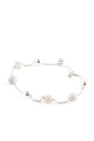 "Emporio Armani Armband met parels ""Ladies Deco Bracelet Silver"""