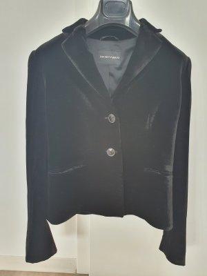 Emporio Armani Short Blazer black