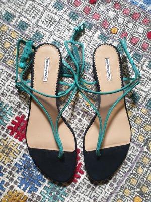 Emporio Armani Dianette Sandals multicolored