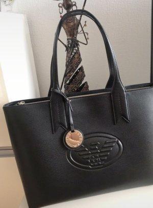 Emporio Armani Shopper noir