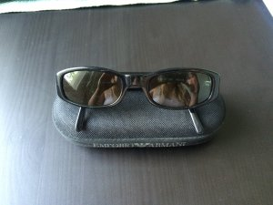 Armani Zonnebril zwart